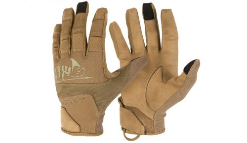 Rękawice Helikon Range Tactical Gloves Coyote/Adaptive Green M