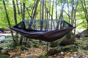 Hamak DD Hammocks Frontline Coyote brown
